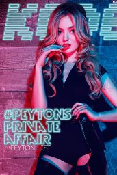 Peyton Roi List - Kode Magazine June 2017 Cover and Photos