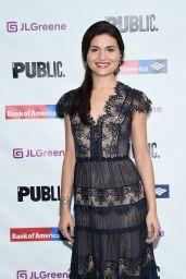 "Phillipa Soo - Public Theatre Gala ""Hair To Hamilton"" 06/05/2017"