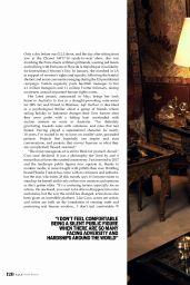 Phoebe Tonkin - ELLE Magazine Australia July 2017 Issue