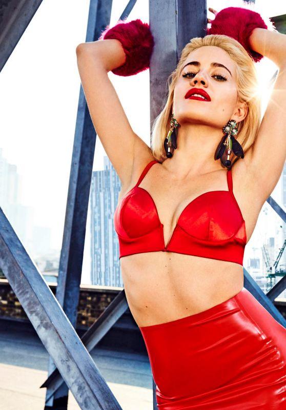 Pixie Lott - Fabulous Magazine June 2017 Cover and Photos