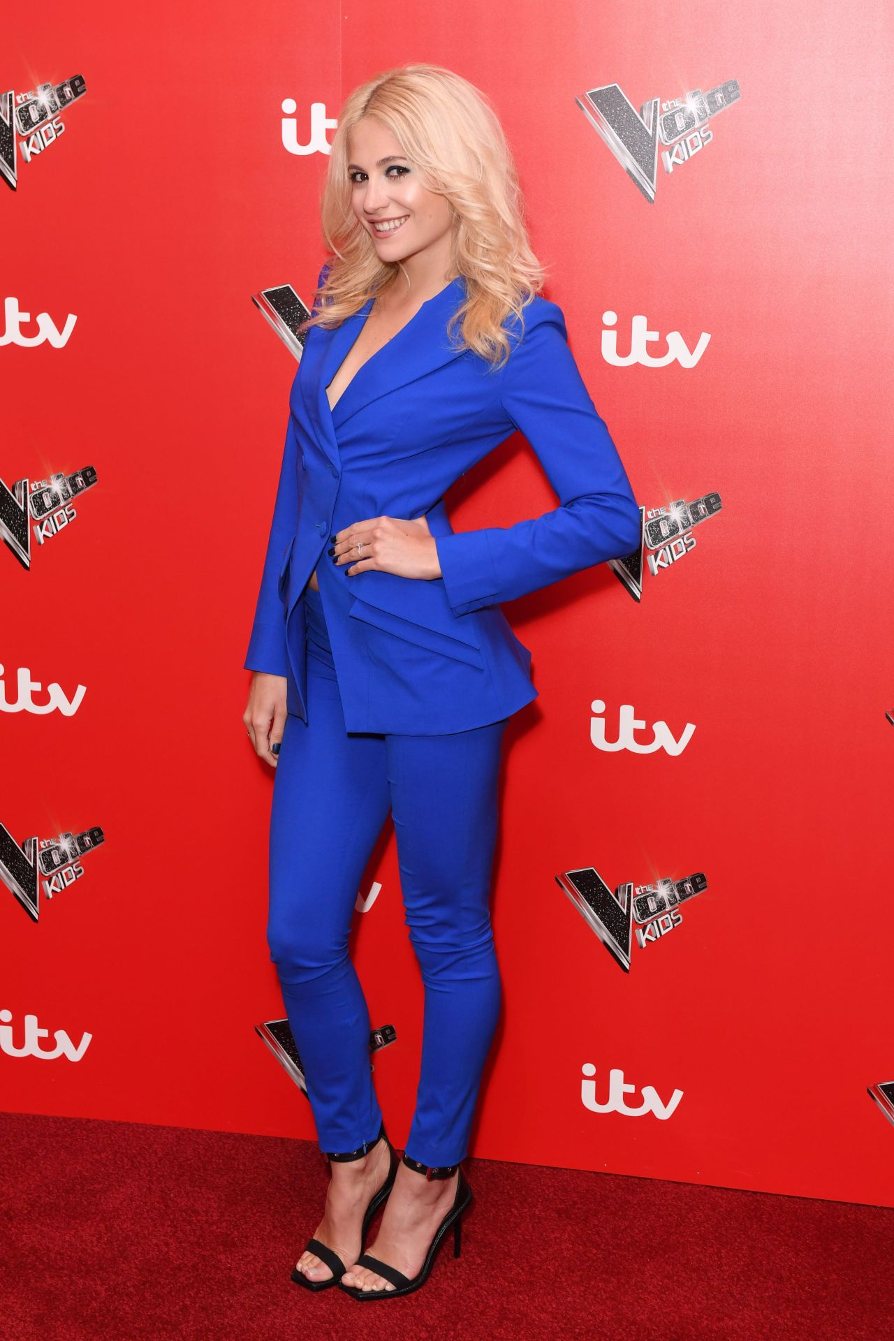 Pixie Lott Quot The Voice Kids Quot Tv Show Photocall In London