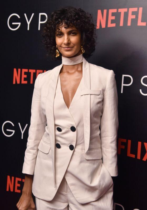 "Poorna Jagannathan – ""Gypsy"" Special Screening in New York 06/29/2017"