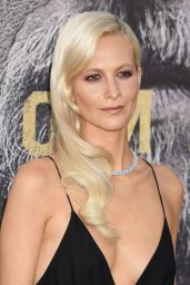 """Poppy Delevingne – """"King Arthur: Legend of The Sword"""" Premiere in Hollywood, May 2017"""