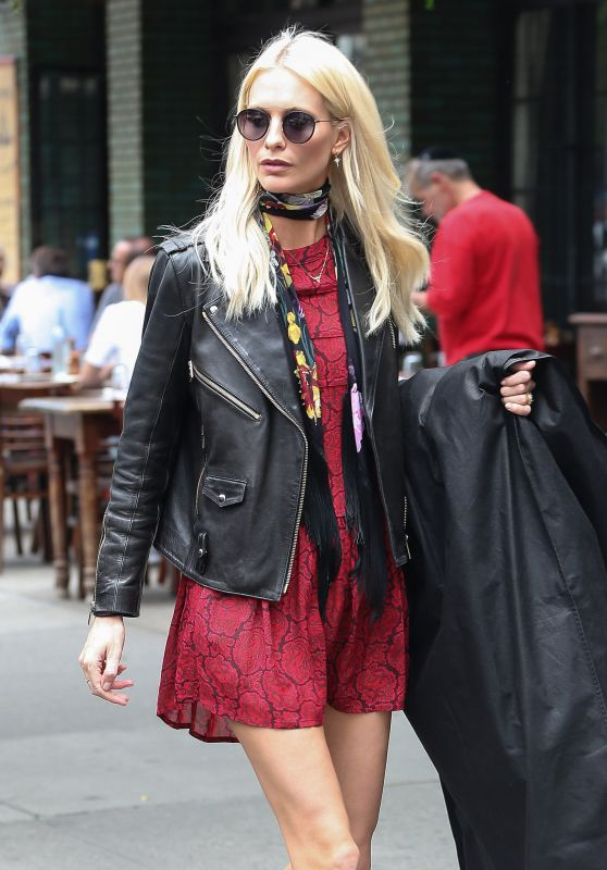 Poppy Delevingne - Out in New York 06/15/2017