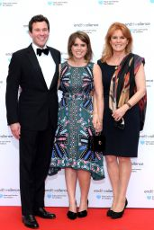Princess Eugenie – End the Silence Charity Fundraiser in London, UK 05/31/2017