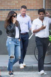 Priyanka Chopra - Having Lunch in New York 06/20/2017