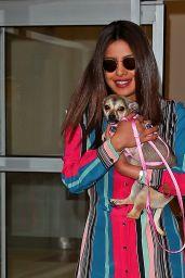 Priyanka Chopra - JFK Airport in New York 06/17/2017