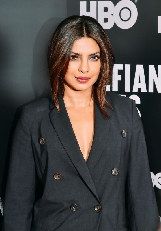 "Priyanka Chopra - ""The Defiant Ones"" TV Show Premiere in NYC 06/27/2017"