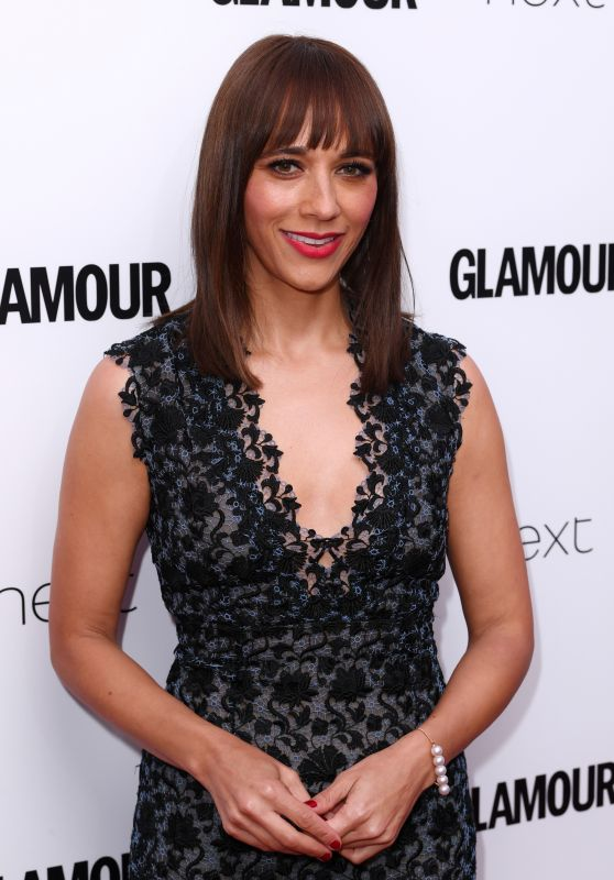 Rashida Jones – Glamour Women Of The Year Awards in London, UK 06/06/2017