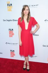 """Rebecca Forsythe – """"The Book of Henry"""" Premiere at Los Angeles Film Festival 06/14/2017"""