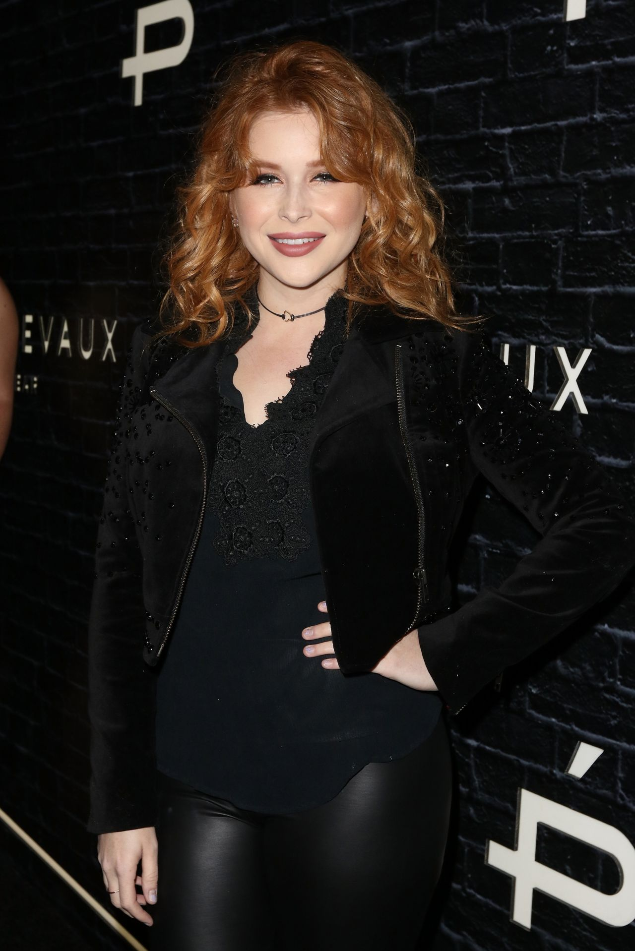 a45b7c5477dc Renee Olstead – Prive Revaux Eyewear Launch Event in West .