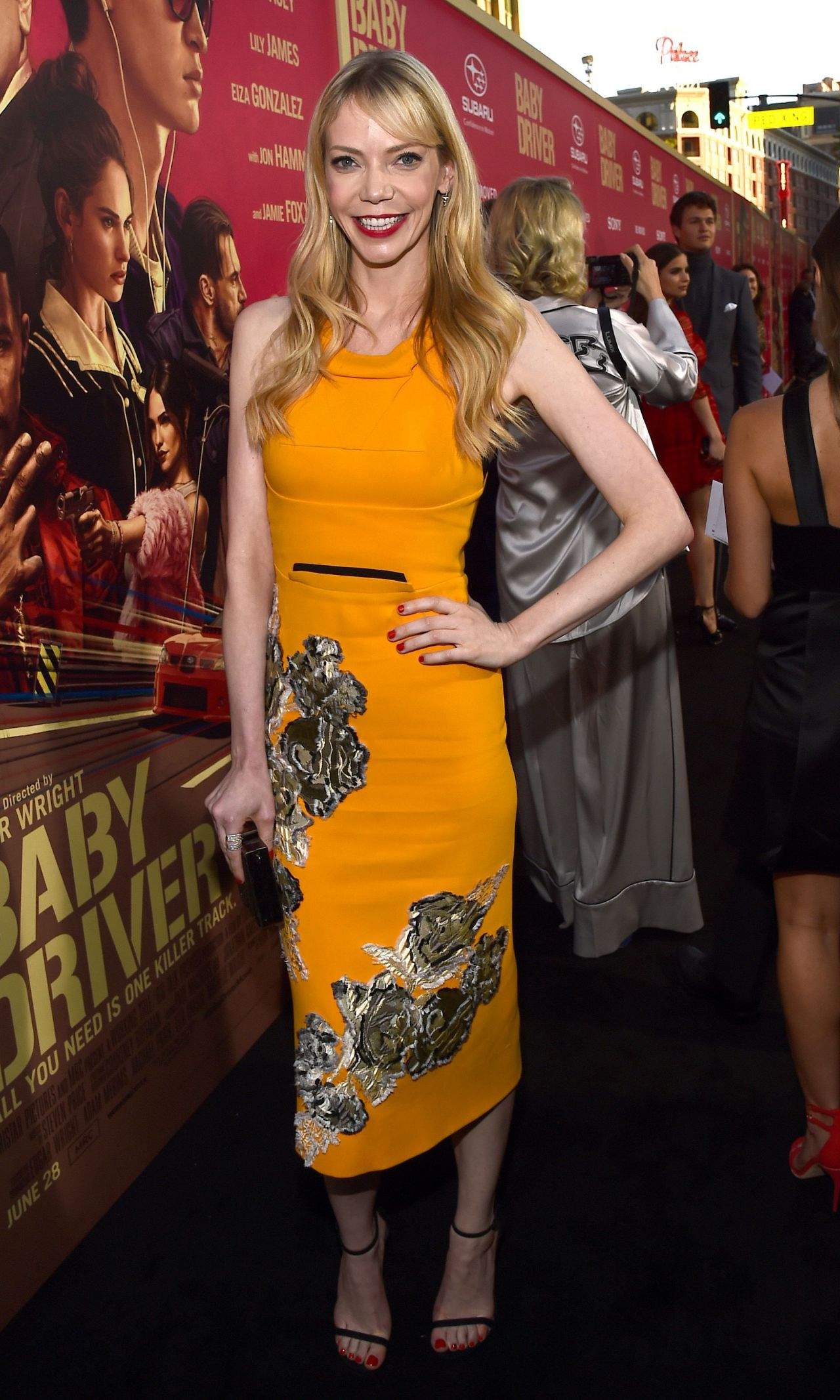 photo Riki lindhome the big sick premiere in los angeles