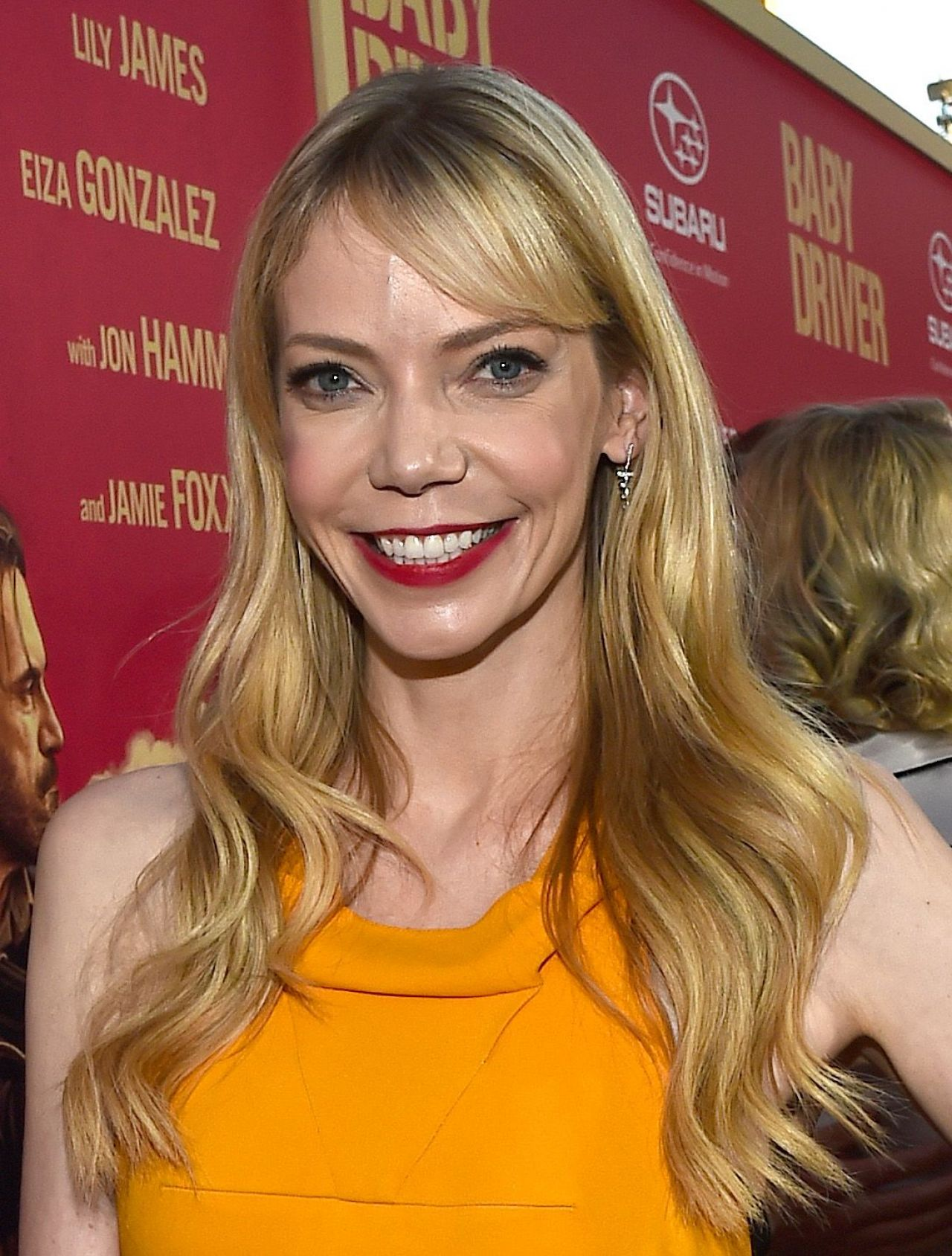 Riki Lindhome - Baby Driver Premiere in Los Angeles 06