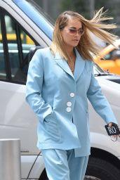 Rita Ora Chic Style - NYC 06/20/2017