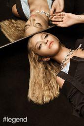 Rita Ora - Legend Magazine June 2017
