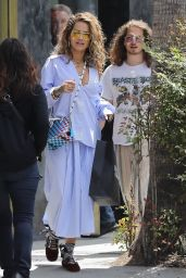 Rita Ora - Out in Beverly Hills 06/11/2017