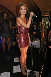 Rita Ora - Performs at the Rita Ora Dinner and Performance at Annabel's in London, UK 06/27/2017