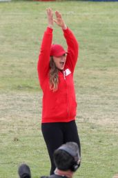 "Ronda Rousey - ""Battle of the Network Stars"" TV Series at Pepperdine University in Malibu 06/07/2017"