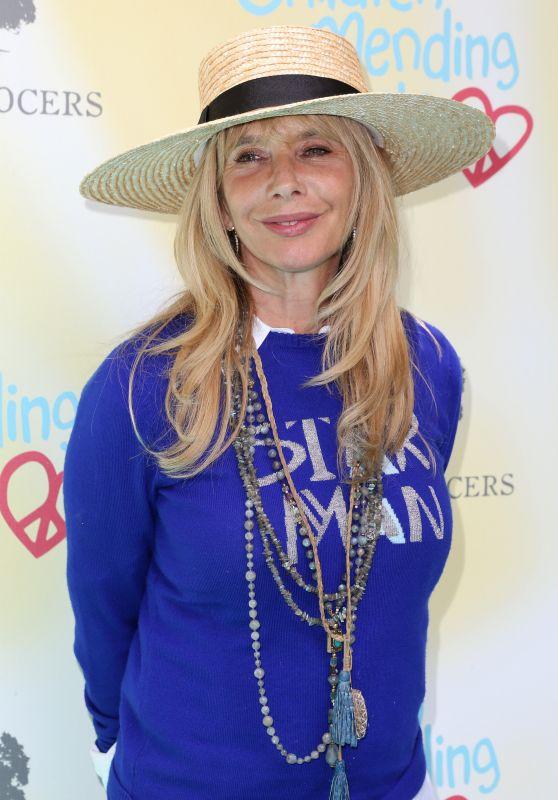 Rosanna Arquette – Children Mending Hearts Empathy Rocks in Los Angeles 06/11/2017