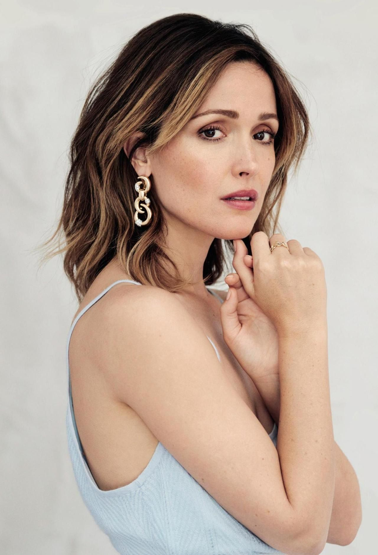 Rose Byrne Photoshoot For Evening Standard May 2017