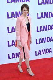 Ruth Wilson - LAMDA Center for Drama Training Opening Gala in London 06/14/2017