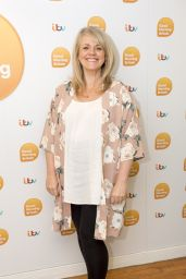Sally Lindsay - Good Morning Britain TV Show in London 06/29/2017