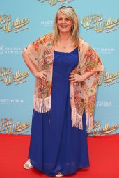 """Sally Lindsay – """"The Wind in the Willows"""" Musical Opening Night in London, UK 06/29/2017"""