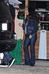 Salma Hayek Night Out - Soho House in Malibu 06/13/2017