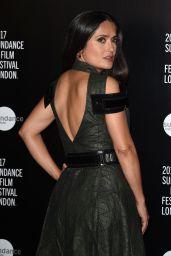 Salma Hayek - Sundance London Filmmaker and Press Breakfast in London 06/01/2017