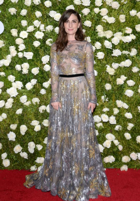 Sara Bareilles - Tony Awards at Radio City Music Hall in NYC 06/11/2017