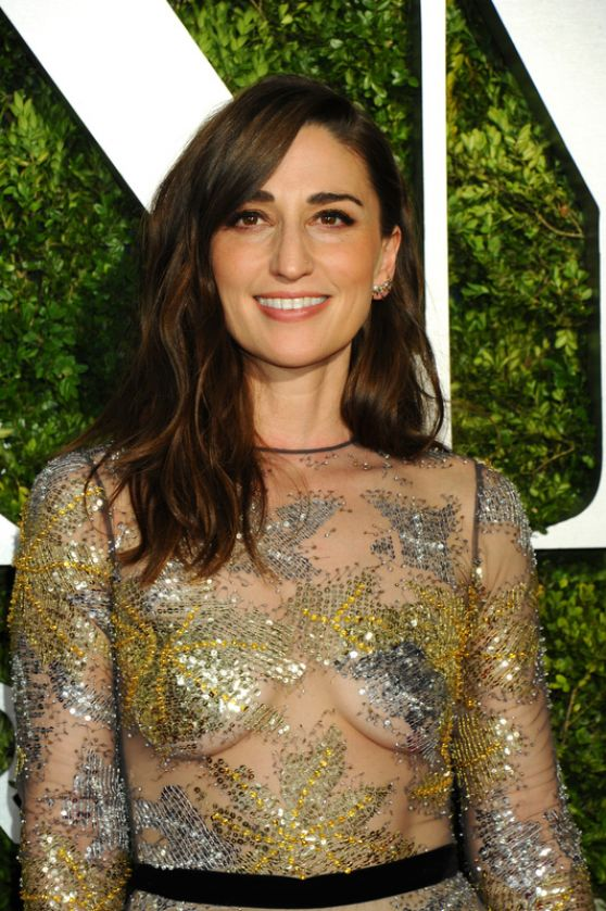 Sara Bareilles Tony Awards At Radio City Music Hall In