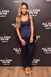 "Sarah-Jane Crawford - ""All Eyez On Me"" Movie Premiere in London, UK 06/27/2017"