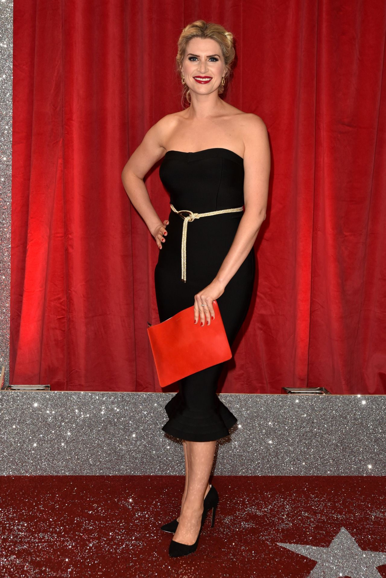 British Soap Awards In Manchester 06/03