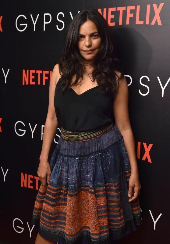 "Sarita Choudhury – ""Gypsy"" Special Screening in New York 06/29/2017"