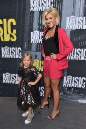 Savannah Chrisley - CMT Music Awards in Nashville, June 2017
