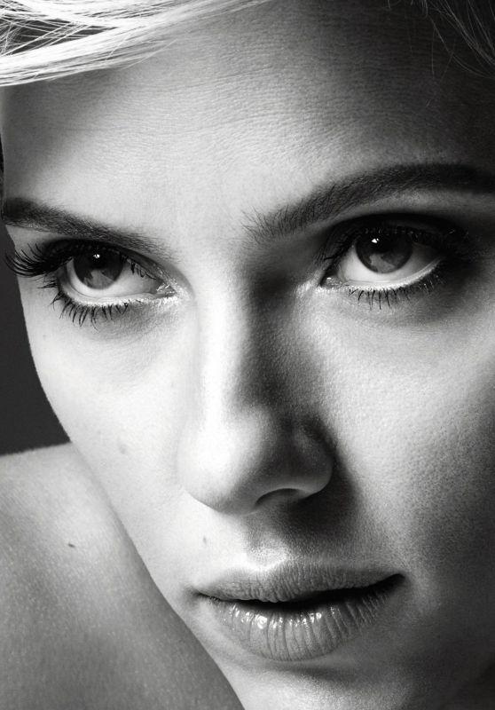 Scarlett Johansson - Cosmopolitan Magazine US July 2017 Issue