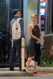 Scarlett Johansson - Night Out in NYC 06/20/2017