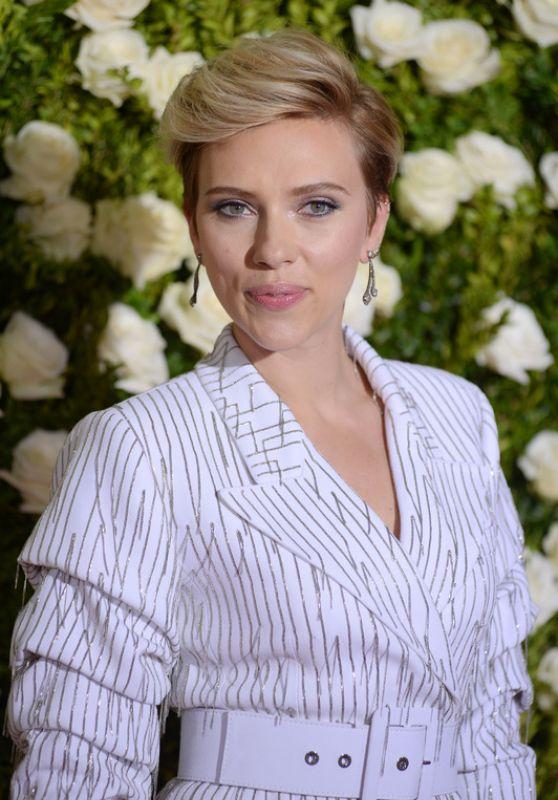 Scarlett Johansson - Tony Awards in New York 06/11/2017