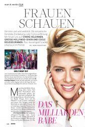 Scarlett Johansson - Woman Magazine Germany June 2017