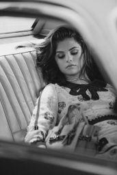 Selena Gomez - Coach Fall Campaign 2017