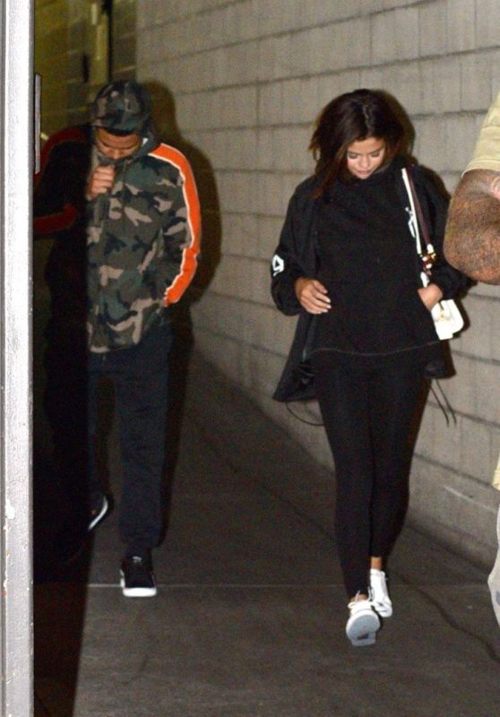 Selena Gomez - Has Movie Date Night at The Grove with The Weeknd - West Hollywood 06/16/2017