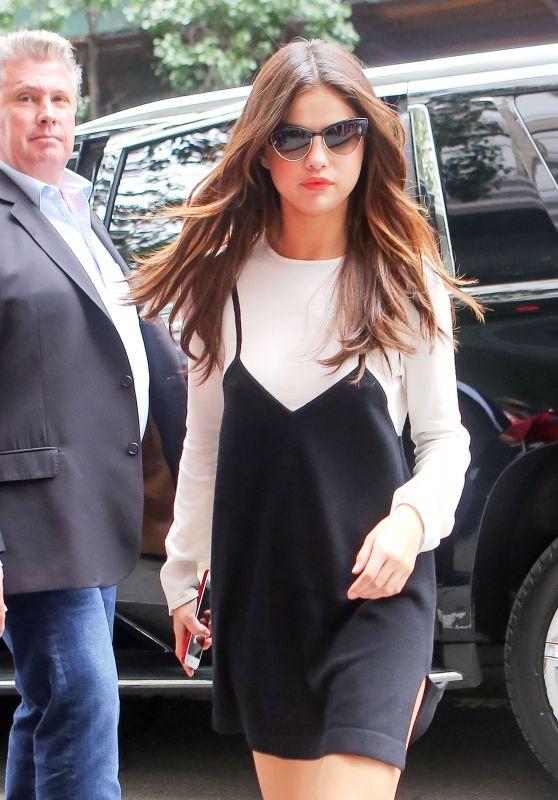 Selena Gomez Looks Stylish - New York cITY 06/05/2017