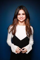 Selena Gomez - SiriusXM Studios Portrait in NYC, June 2017