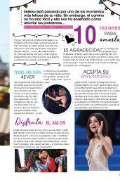 Selena Gomez - Tú Magazine Mexico N.3813 – July 2017