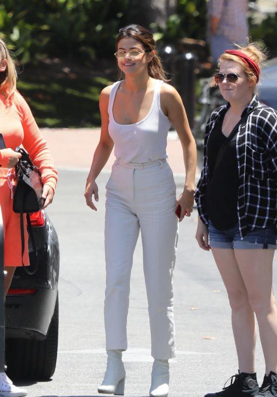 Selena Gomez - Visiting Sony Studios in Los Angeles, CA 06/13/2017