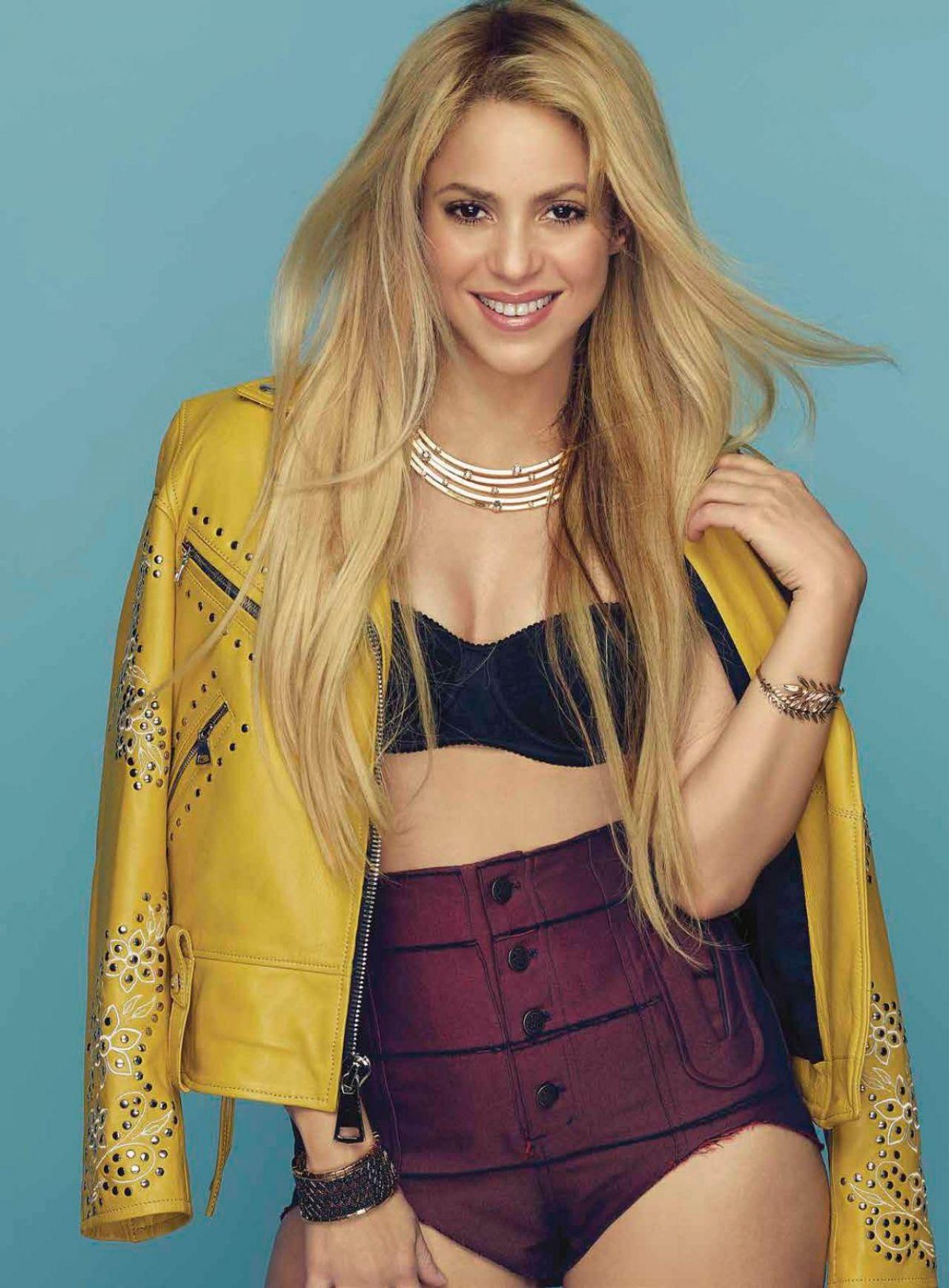 Shakira - Cosmopolitan Magazine Mexico Photoshoot, July 2017-2329