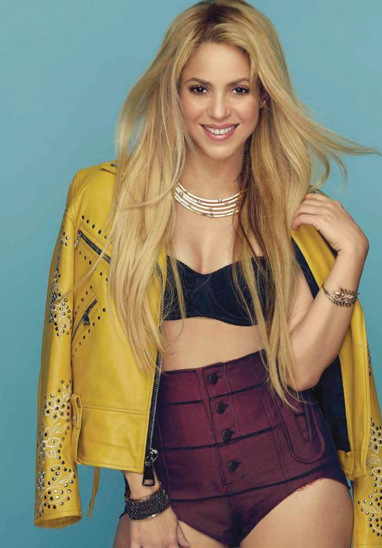 Shakira - Cosmopolitan Magazine Mexico Photoshoot, July 2017