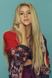 Shakira - Cosmopolitan Magazine Mexico Photoshoot, July 2017