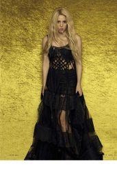 Shakira - Vanity Fair Magazine Italia June 2017 Issue