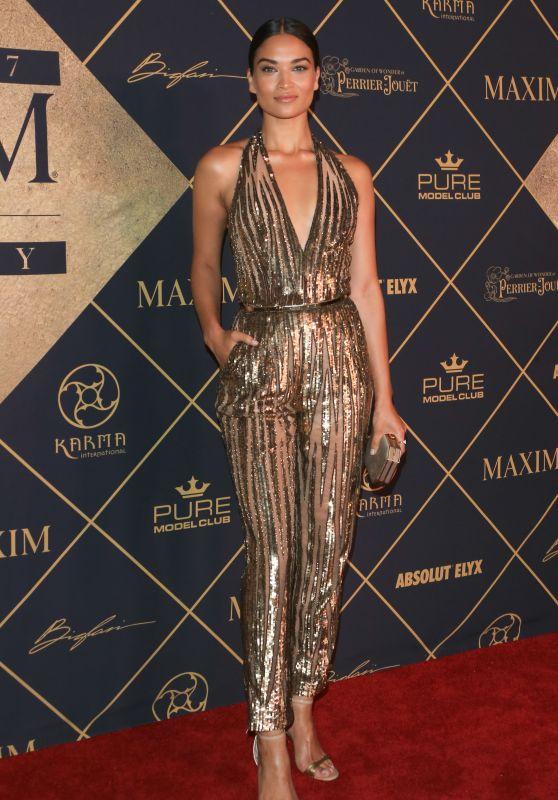Shanina Shaik – Maxim Hot 100 Party in Los Angeles 06/24/2017